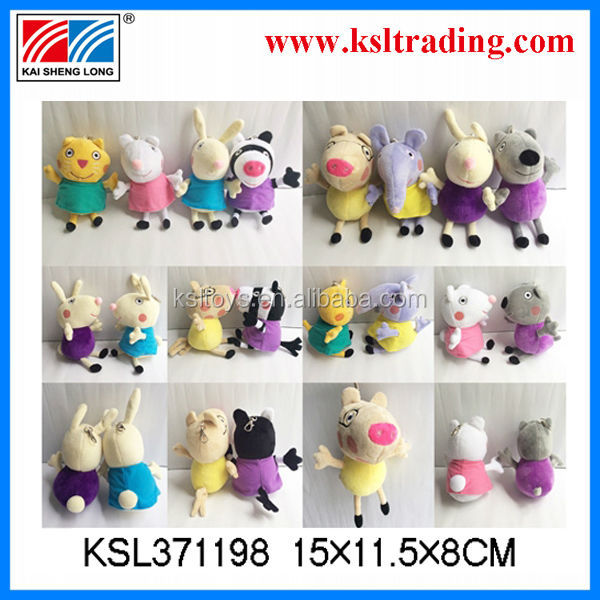 lovely plush toys for crane machines with certificate