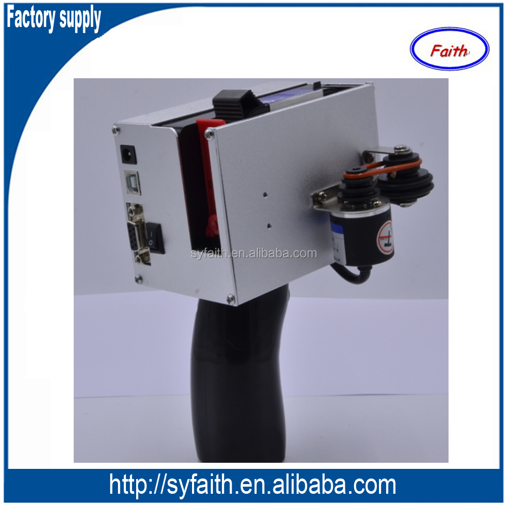Factory supply handheld <strong>printer</strong> for Paint ,Floor ,Stone ,Wine,Construction material Sheet,Chemical industry