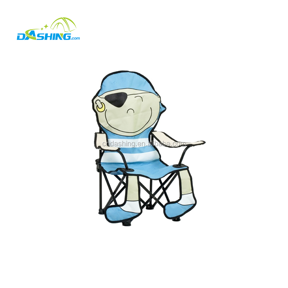 High Quality outdoor camping picnic cartoon kids moon chair/Comfortable Chirdren Folding Chair For Indoor And Outdoor Leisure