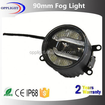 fog light tail turn fog lights for chevrolet trax auto led light