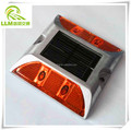 Factory direct aluminum led solar cat eye reflective road stud