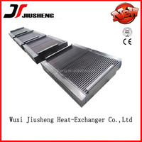vacuum brazed aluminum plate bar refrigeration,oil/air/water heat exchanger manufacture