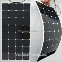 High efficiency Multi solar cell for solar panel for sale SN-H100W
