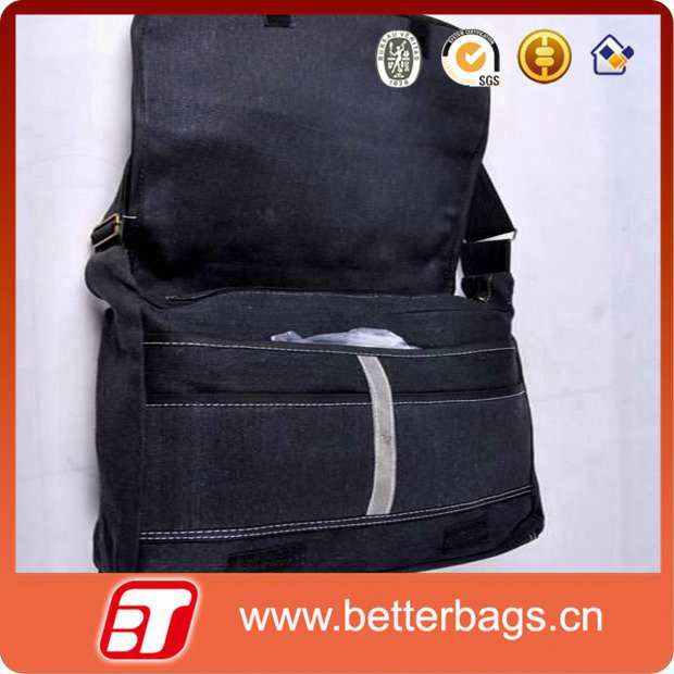 canvas casual messenger bags for men
