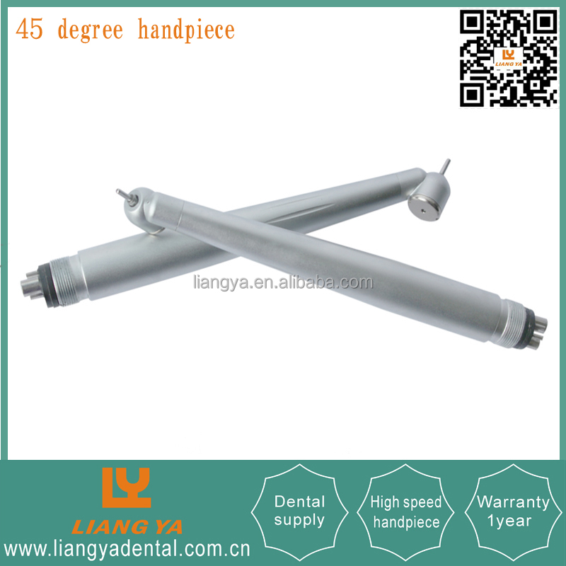 endodontic handpiece for endodontic therapy, high quality 45 degree handpiece , air turbine handpiece