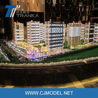 3D Scale Architectural Building Model Making