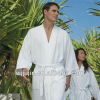 Luxury beach and sport bathrobes