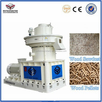 Hot Sale Biomass Wood/Rice Husk/Coconut Fiber/ EFB Pellet Machine Made In China