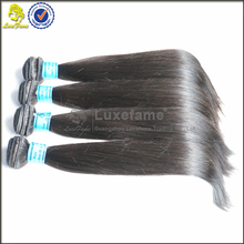 Luxefame DropShipping Alibaba Factory Human Raw Natural Color Hair Weave Wholesale Virgin Brazilian Straight Hair