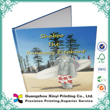 Cheap Hot Selling Professional Custom Full Colour Printing Hardcover Book