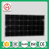 cheap 100w solar panel with RoHS