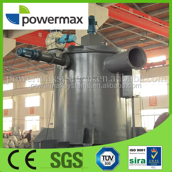 small biomass gasifier for power generation