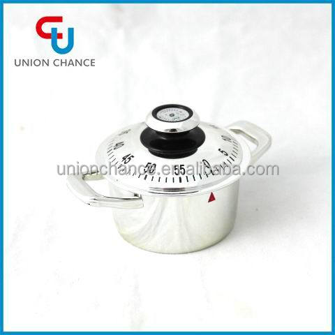Cooker Shape Dial Kitchen Timer
