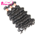Cheap Unprocessed Remy Natural Wave Human Hair Extensions Brazilian virgin hair