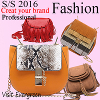 12 Years Handbags Manufacturer, OEM/ODM, with 2 Factories & 3, 500+ New Sample in Big Showroom, Welcome to Visit Evergreen