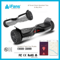 6.5 inch UL 2272 fireproof 500w hummer electric auto-balancing hoverboard water-resistant,LG battery,for teenager outdoor fun