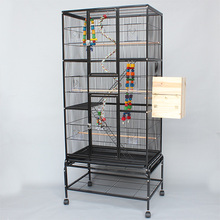 Inexpensive Factory wholesale pet supplies models of cages for parrot birds cages