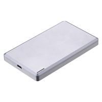 Unestech UT62100U3C 2.5 inch SATA Aluminum Type-C External HDD/SSD(Hard Disk Drive/Solid State Drive) Enclosure