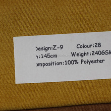 Hot sale cheap price Fabric For Covering Sofa Cushions