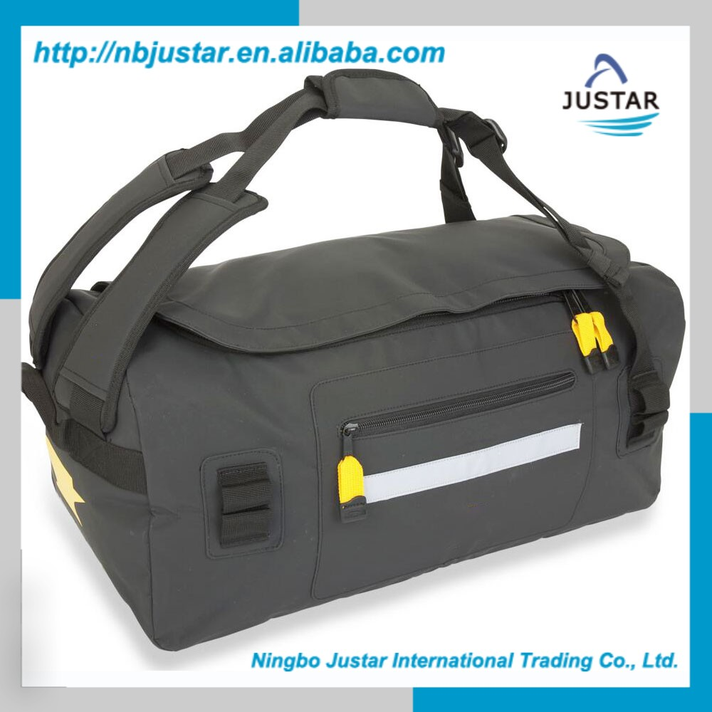 Outdoor Sport Use Duffel Bag Type 500D Tarpaulin PVC Heavy Duty Travel Luaage Bag