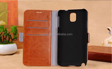 new wallet leather case for samsung s5 classical design
