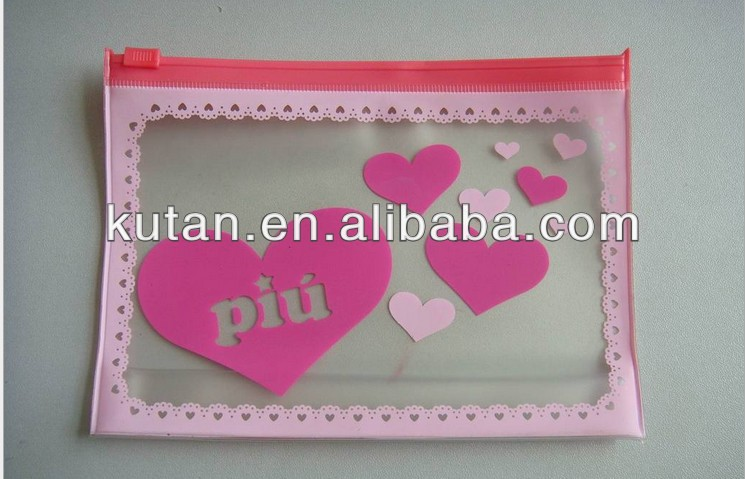 Professional Supplier of Multi-functional Eco- friendly Colorful PVC Bag for pencil/stationary/collection/coin purse