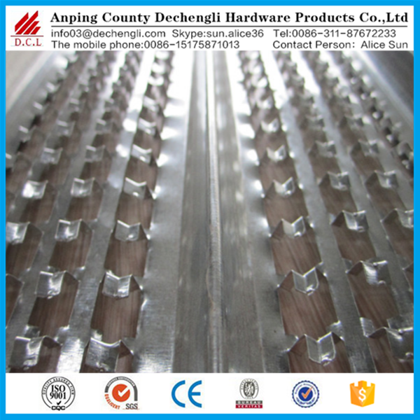 permanent formwork for construction joints/HY RIB mesh/High Ribbed Formwork
