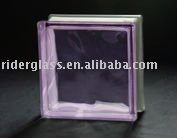 Violet Glass Block with CE & ISO9001