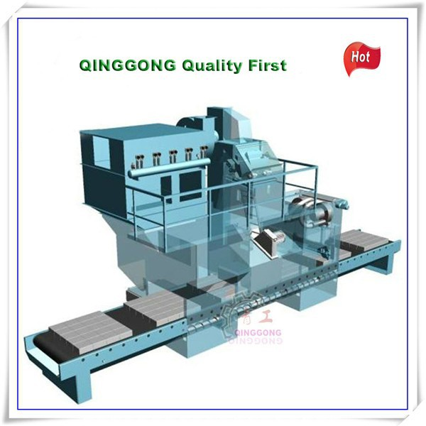 Electric Paving Stone/Curb Stone Sandblasting Machine