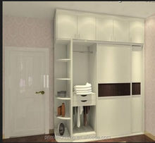 Modern bedroom wardrobe design pictures/wooden wardrobe closet