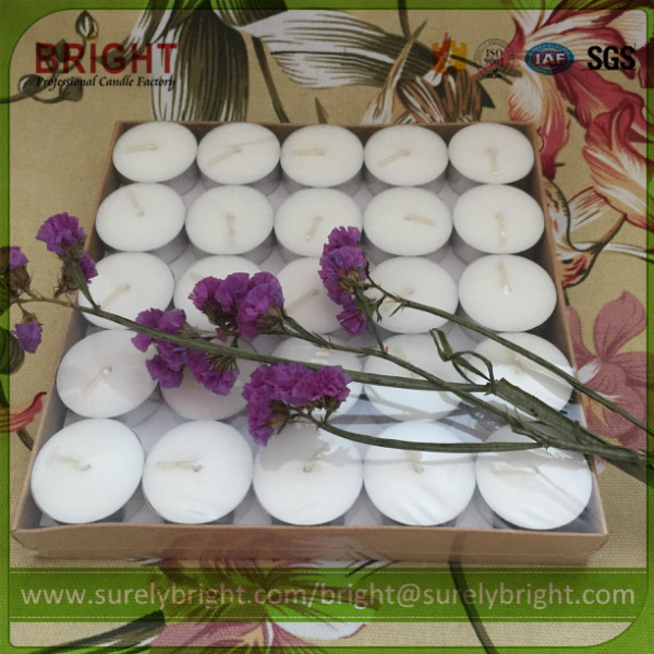 2017 High Quality Tealight Candles 50PCS/Paper Box On Slae