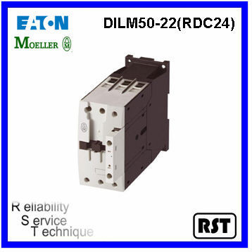 24VDC 50A for EATON DILM50-22(RDC24) 277844 CONTACTOR