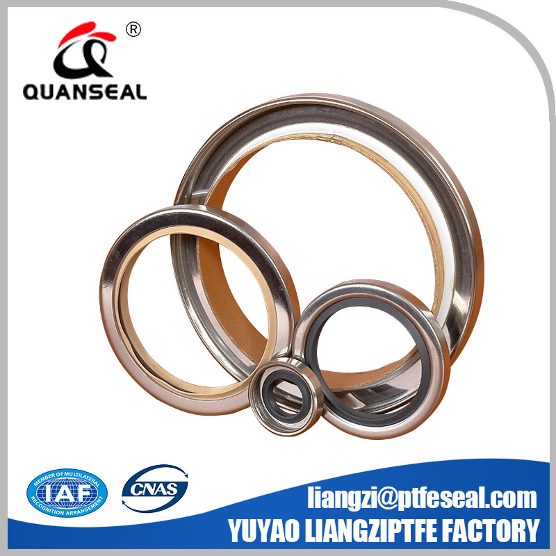 teflon single lip seals SL series PTFE lip-rotary shaft seal