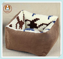 Unpick Wash Cama Perro Caes Brown Dog Nest Dog Kennel House Warm Products For Animals