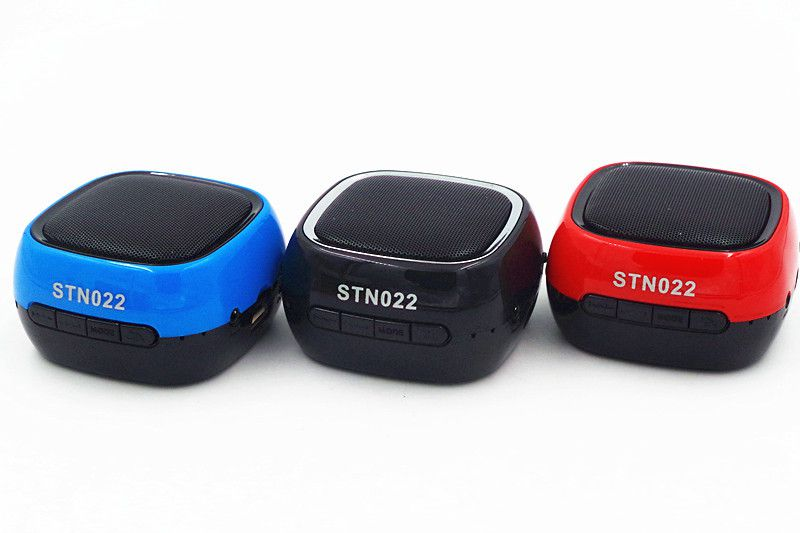 Mini Portable bluetooth speakers with FM Support USB/TF / U disk card