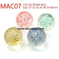 Wholesale 32mm Bouncing Balls for Vending Machine