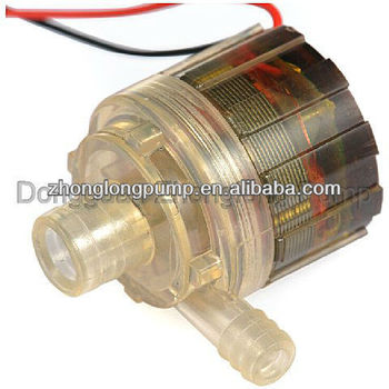 25-02 Brushless dc mini food grade pump