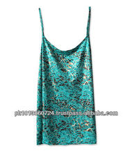 2013 WHOLESALE MOST FASHION MOST POPULAR SLEEVELESS PRINTED TANKTOP