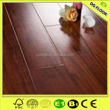 Factory quality with wax waterproof 12mm easy lock laminate flooring