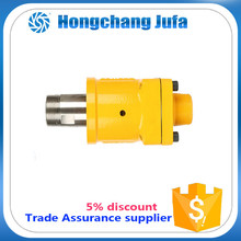 china tool an fittings aluminum rotary union ball head joint