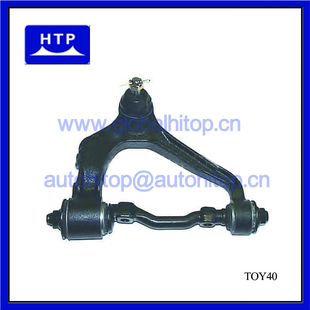 Best selling suspension system control arm for TOYOTA for LAND CRUISER HZJ100 48610-60030 48630-60010