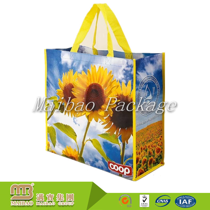 Accept Custom High Quality Recycle Heavy Duty 80gsm Non Woven Extra Large Shopping Bag