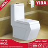 2016 fashion model 8021 toilet commode complete one piece toielt bowl with cheap price