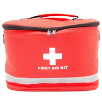 BK-B14 Hard shell waterproof first aid bag for doctor nurse