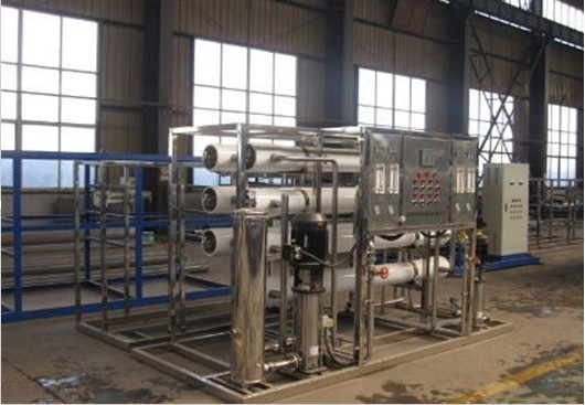 Reverse Osmosis Industrial / Commercial Water purify equipment