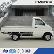 New Condition and China Made KAMA gas mini truck 1ton capacity with single cabin