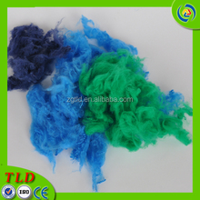 100% silk polyester fiber for webbing