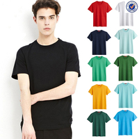 Blank Cotton Short Sleeve T Shirt Wholesale Cheap