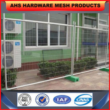 retractable temporary fence temporary welded wire mesh fence panels