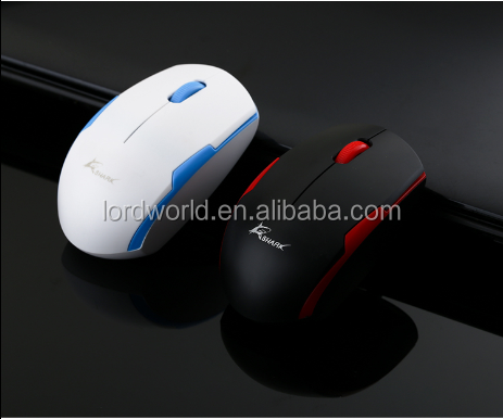 Factory supply 2000 dpi 2.4GHz Wireless best ergonomic Mouse Laptop / PC /mac